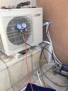 Comment savoir si la climatisation manque de gaz?